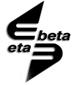 Eta Beta rims - radial